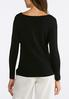 Plus Size Classic Pullover Sweater alternate view