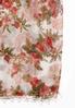 Floral Crochet Oblong Scarf alternate view