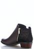 Velvet Heel Ankle Boots alternate view