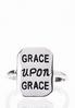 Grace Upon Grace Ring alternate view