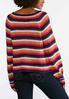 Multi Stripe Pullover Sweater alternate view