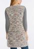 Plus Size Pretty Pastel Eyelash Vest alternate view