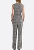 Houndstooth Jumpsuit alternate view