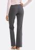 Essential Charcoal Yoga Pants alternate view