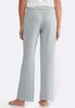 Gray Wash Fleece Pants alternate view