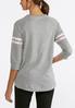 Plus Size Weekend Sweatshirt alternate view
