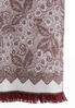 Lace Patterned Oblong Scarf alternate view