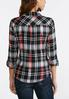 Black And Red Plaid Shirt alternate view