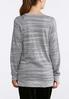 Silver French Terry Sweatshirt alternate view
