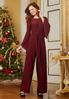 Studded Bell Sleeve Jumpsuit alternate view