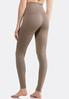 Plus Size The Perfect Taupe Leggings alternate view