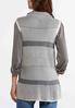Mixed Stitch Sweater Vest alternate view
