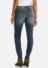 Crosshatch Skinny Jeans alternate view