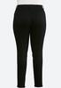 Plus Size The Perfect Black Jeans alternate view