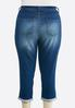 Plus Size Flattering Skinny Jeans alternate view