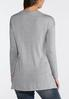 Seamed Pullover Sweater alternate view