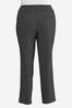 Plus Size Dotted Pull- On Trousers alternate view