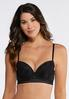 Black And Ivory Lace Bra Set alternate view