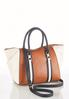 Colorblock Pinched Side Satchel alternate view