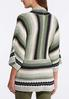 Dolman Sleeve Cardigan Sweater alternate view