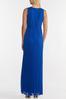 Plus Size Pleated Maxi Dress alternate view