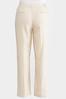 Plus Petite Linen Trouser Pants alternate view