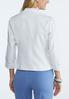 Plus Size Essential Linen Blazer alternate view