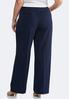 Plus Size Shape Enhancing Trouser Pants alternate view