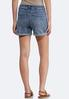 Distressed Denim Shorts alternate view