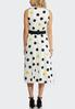 Playful Polka Dot Midi Dress alternate view
