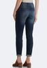 Petite Distressed Ankle Jeans alternate view