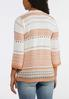 Stripe Cardigan Sweater alternate view