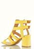 Wide Width Double Buckle Cutout Shooties alternate view