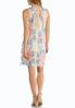 Plus Size Floral Embroidered Swing Dress alternate view