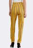 Petite Gold Stripe Pants alternate view