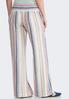 Multi Stripe Linen Pants alternate view