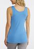 Plus Size Essential Cotton Tank alternate view