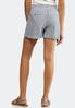 Nautical Stripe Linen Shorts alternate view