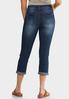 Cropped Shape Enhancing Skinny Jeans alternate view