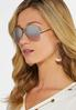 Classic Aviator Sunglasses alternate view