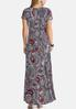 Embellished Seamed Maxi Dress alternate view