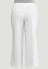 Plus Size Stretch Wide Leg Trouser Pants alternate view