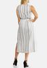 Stripe Linen Dress alternate view