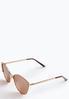 Mirrored Cateye Sunglasses alternate view