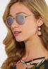 Neutral Mirrored Sunglasses alternate view