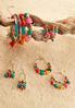 Color Pop Dangle Earrings alternate view