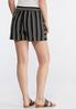 Contrast Stripe Woven Shorts alternate view