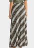 Sugar Stripe Maxi Skirt alternate view