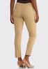 Slim Leg Dressy Knit Pants alternate view