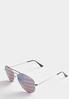 American Flag Aviator Sunglasses alternate view